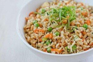 India trinity rice