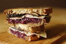 Temeph reuben sandwich